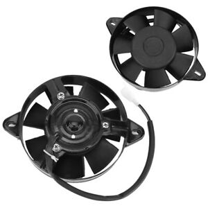 Automatic Water Chiller Fan Atv And Karting Motor Water Chiller Cooling Fan