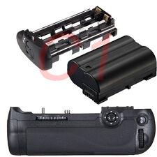 NEW Battery Grip for Nikon D600 D610 DSLR +1x EN-EL15 1600mAh as MB-D14 camera