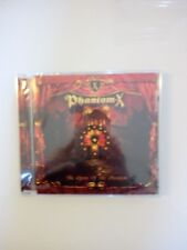 PHANTOM X - THE OPERA OF THE PHANTOM -  CD NEW SEALED
