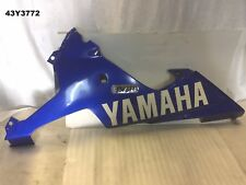YAMAHA  R1  02 - 03     LH BELLY PAN  GENUINE OEM   LOT43  43Y3772 - M696