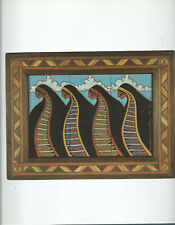 Amado Pena' Jr.-Four Women -New Mexico-Southwest Art Print