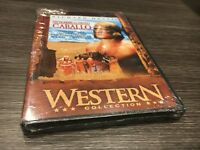 Un Uomo Chiamato Cavallo DVD Richard Harris Western Sealed Sigillata