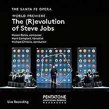The (R) Evolution of Steve Jobs von Christie,Michael, Sant... | CD | Zustand gut