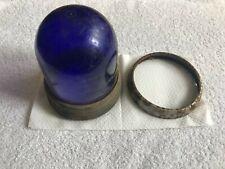 More details for lucas l678 blue acorn light (police / fire / ambulance / emergency) restoration