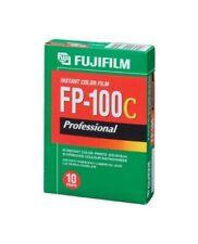 Fuji FP 100C Instant Polaroid Pack Film 09/2018