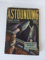 Astounding Science Fiction Sept 1939, 9-39. Theodore Sturgeon 1st.
