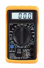 Digital Multimeter with continuity buzzer model D03047        pt.no.  IN07221