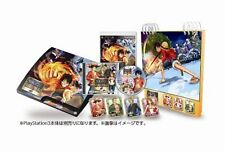 PS3 Spiel One Piece Kaizoku Musou 2 Treasure Box Pirate Warriors Limited edt Neu