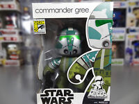 Star Wars Mighty Muggs SDCC Commander Gree