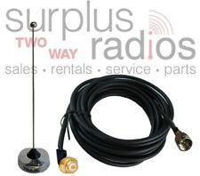 Uhf Nmo 410 490mhz Vehicle Antenna Kit Motorola Mobile Cm200 Cm300 Pm400 Cdm1250
