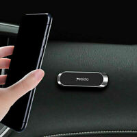 Mini Strip Shape Magnetic Car Cell Phone Holder Stand For iPhone Magnet Mount