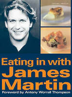 """VERY GOOD"" Eating in with James Martin, Martin, James, Book"