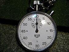 Vintage Heuer 1/5 Second Stopwatch