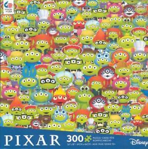 Disney Pixar 300 Pc Ceaco Jigsaw Puzzle  NIB