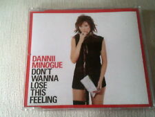 DANNII MINOGUE - DON'T WANNA LOSE THIS FEELING - UK CD SINGLE