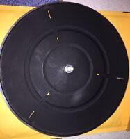 Turntable Platter Rubber Damping Rings Ebay