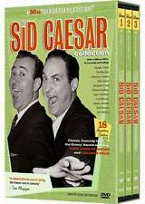 THE SID CAESAR COLLECTION 50TH ANNIVERSARY 3-DVD Box Set + BONUS DISC Mel Brooks