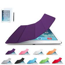 iPad 4 iPad 3 iPad 2 Premium Smart Case Cover Schutz Hülle Tasche Etui Folie