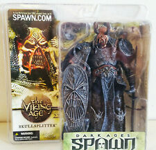 McFarlane Skullsplitter Series 22 The Viking Age - Dark Ages Spawn 2002