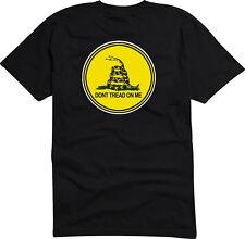 T-Shirt Herren o. Damen S-XXL-USA-5777 - Gadsden Flag Dont Tread on Me