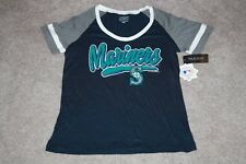 NWT 5th and Ocean Women's Seattle Mariners Baseball shirt - Large!!!