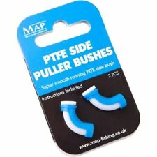 Map Side Puller PTFE Bushes Carp Pole 2pcs - TWO PACKS PER ORDER