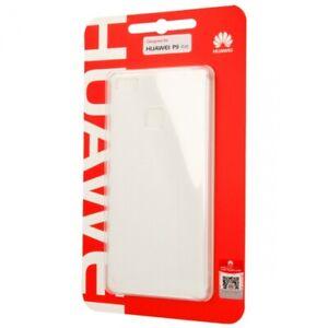 Original Huawei 51991521 PC Slim Case Schutzhülle für P9 Lite - Transparent