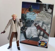 Back To The Future Part I: Ultimate Doc Brown - Neca Figure Complete & Boxed