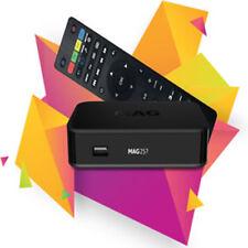 Mag 256 Original IPTV Set Top Box Multimedia Player Internet TV IP Receiver