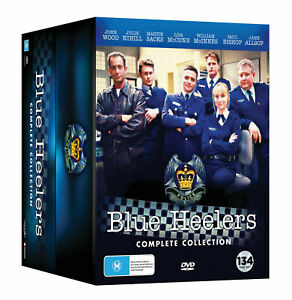 Blue Heelers - Complete Collection (DVD, 2018, 134-Disc Set) NEW