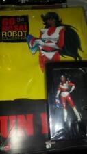 Go Nagai Robot Collection n. 34 Grande Mazinga Mazinger JUN HONO SIGILLATO