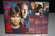 SMALLVILLE komplette FÜNFTE / 5 STAFFEL DVD PAPPSCHUBER 19 Episoden auf 6 DVD's