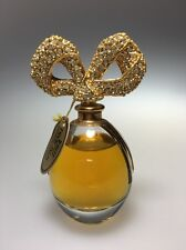 Vintage White Diamonds Elizabeth Taylor Parfum 90% Full Of .25 Fl Oz