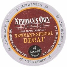 Newman's Own K-Cup Coffee - Special Blend Decaf, 96 Ct