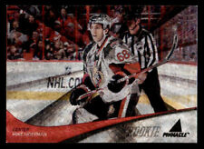 2011-12 Pinnacle #357 Mike Hoffman Sens Rookie SP (ref 26356)