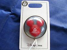 Disney * WDW - MICKEY EARS BALLOON in BUBBLE * New on Card Trading Pin