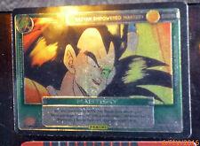 DRAGON BALL Z TCG DBZ PANINI CARD CARDDASS PRISM CARTE S25 NM RARE