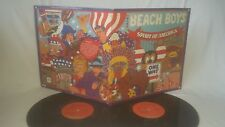 THE BEACH BOYS - SPIRIT OF AMERICA 1975 CAPITOL RECORDS GATEFOLD STEREO LP