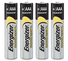 Energizer Industrial AAA Alkaline Battery EN92 - Pack of 4