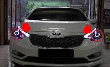 LED Circle Eye Module Surface Emission DIY Kit 2p For 13 14 Kia Forte : K3