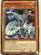 Yu-Gi-Oh - 1x Cyber Valley - Mosaic Rare - BP02 - War of the Giants