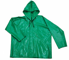 Neese 96-AJ Chem Splash Jacket with Attached Hood Size Med - Green - NEW -