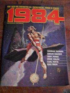 1984 PERIODICO FUMETTI MENSILE N° 26