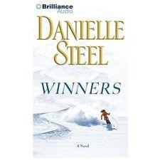 Winners by Danielle Steel (2013, CD, Abridged)