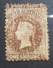 south australia stamp #52d mint partial gum F