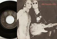 ELTON JOHN LENNON I SAW HER STANDING THERE LIVE DANISH EP 45+PS 1981 THE BEATLES