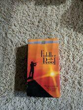 Fiddler on the Roof (DVD) 2 tapes set
