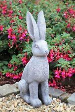 Garden Ornament March Hare Rabbit Animal Sculpture indoor outdoor ceramic 62cm