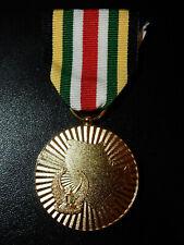 6.5S) Belle médaille guerre du GOLFE des E.A.U. KOWEIT IRAK DAGUET US ARMY medal