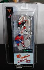 McFarlane NHL Hockey Action Figures Jarome Iginla & Saku Koivu Dual Set 3 inch